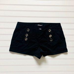 ⚜️Express Black Shorts⚜️